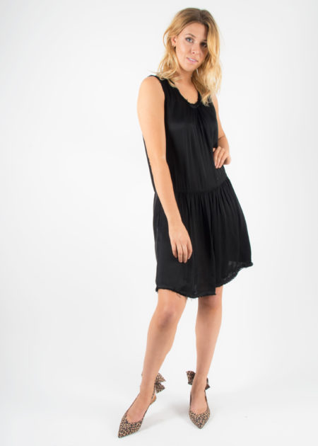 raw edge tank dress 3