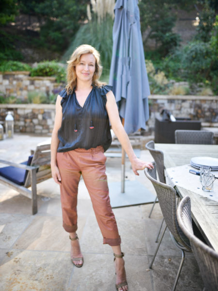 andrea - 1 leather pant